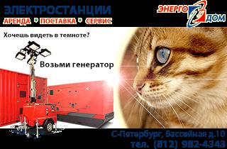 Заявка на аренду дизельного генератора