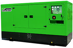 Дизельные генераторы Inmesol