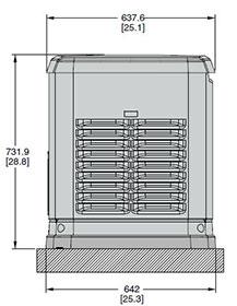 Резервный генератор Generac