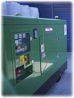 Дизельный генератор для постоянной работы