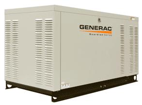Газовый генератор Generac QT
