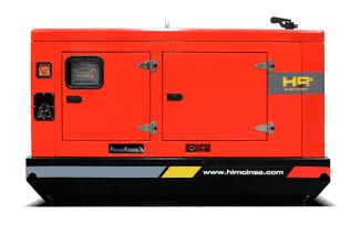 Дизельные электростанции Himoinsa, мотор Volvo