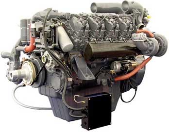 Iveco Vektor8 TE2
