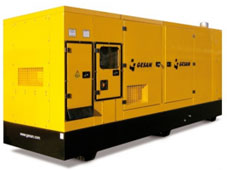 Дизельные генераторы Gesan