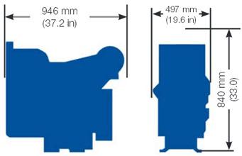 Двигатель Perkins 404D-22G