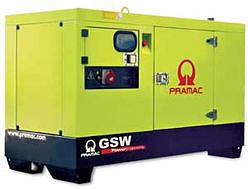 Дизельные генераторы Pramac