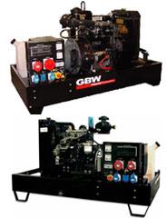 Электростанции Pramac серии GBW
