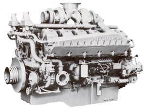 Mitsubishi S12H-PTA