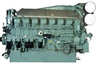 Mitsubishi S16R-PTAA2