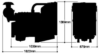 Двигатель Perkins 1306С-E87TAG6