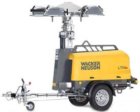 Осветительная мачта Wacker Neuson