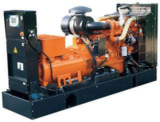 Дизельный генератор Mobil-Strom серии NEF