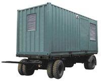 Блок-контейнер типа Север на шасси