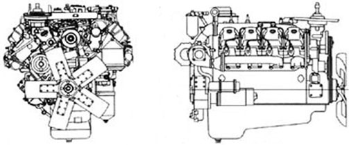 Двигатель Камаз 740.19