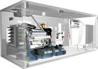 Блок-контейнер для электростанций типа Север