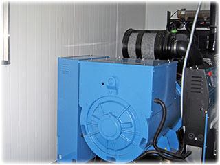 Обслуживание дизельных генераторов (ДГУ)